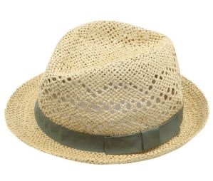 M&Co straw trilby hat via Always a Blue Sky Girl blog