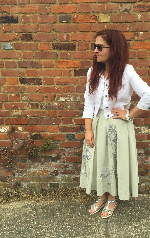 michael kors sunglasses outfit via Always a Blue Sky Girl styling blog