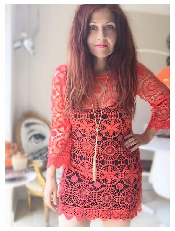 handM loves coachella crochet dress via always a blue sky girl fashion blog