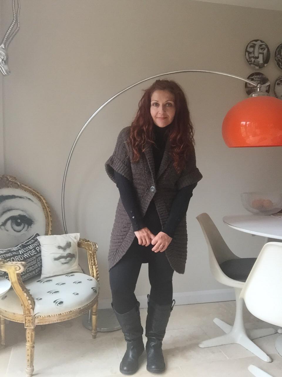 Autumn uniform - how to dress for autumn & winter  via Always a Blue Sky Girl blog
