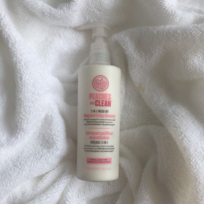 soap and glory body bath skincare blog via blueskygirlie beauty blogger at Always a Blue sky Girl