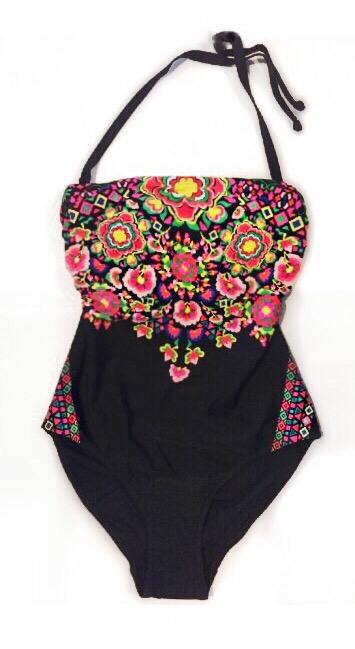7ab27752f2 Bikini top – £10/George at Asda Bikini bottoms – £6/George at Asda
