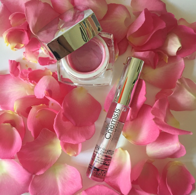 Skin Chemists Rose Quartz Age Defence Night Moisturiser via beauty blog Always a Blue Sky Girl blogger blueskygirlie
