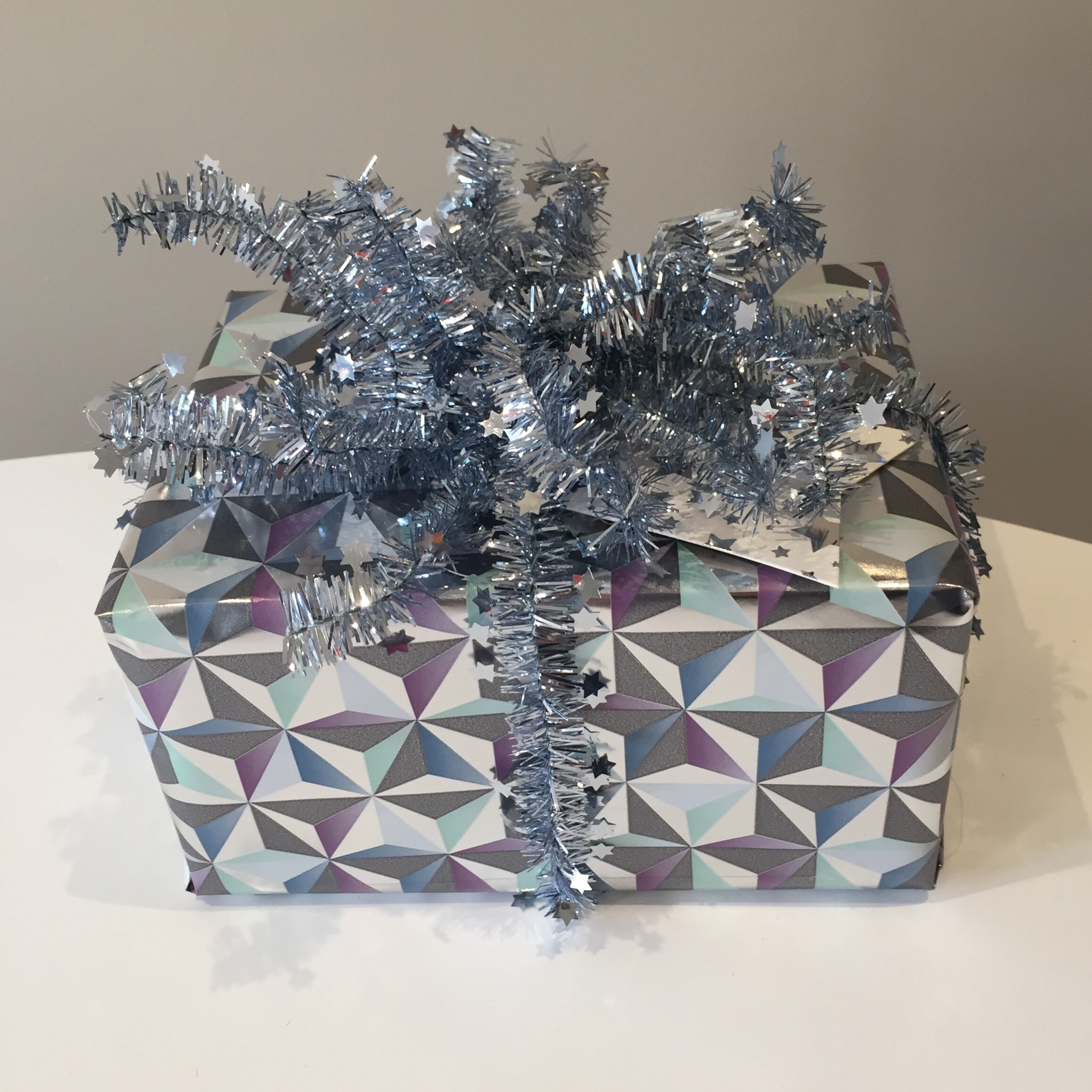 Christmas gift wrap wrapping style guide via Always a Blue Sky Girl blueskygirlie style blog